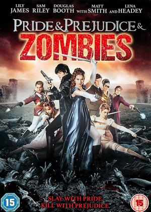 Pride and Prejudice and Zombies Online DVD Rental