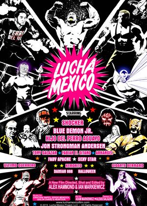 Rent Lucha Mexico Online DVD Rental