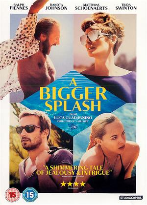 Rent A Bigger Splash Online DVD Rental