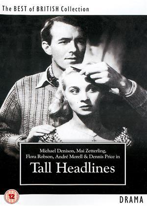 Rent Tall Headlines (aka The Frightened Bride) Online DVD Rental