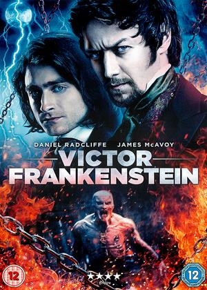 Victor Frankenstein Online DVD Rental