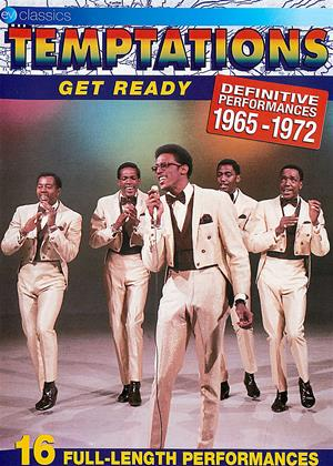 The Temptations: Get Ready: Definitive Performances 1965-1972 Online DVD Rental