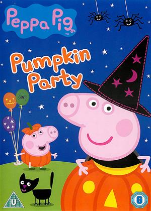 Peppa Pig: Pumpkin Party Online DVD Rental