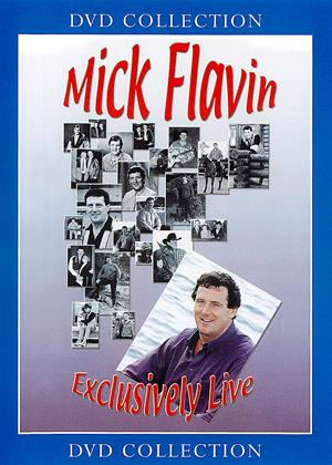 Mick Flavin: Exclusively Live Online DVD Rental