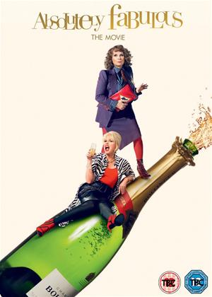 Absolutely Fabulous: The Movie Online DVD Rental