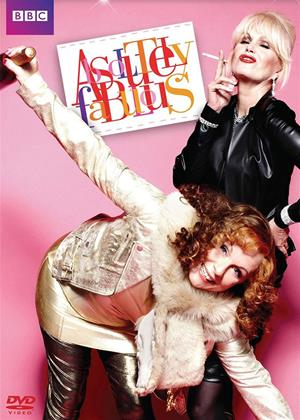 Rent Absolutely Fabulous: Series 6 Online DVD Rental