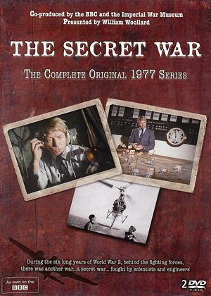 The Secret War Online DVD Rental