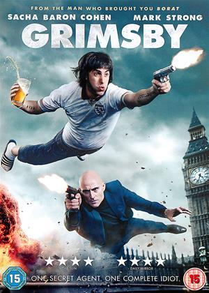 Rent Grimsby (aka The Brothers Grimsby) Online DVD Rental