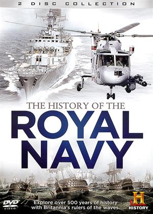 Rent The History of the Royal Navy Online DVD Rental