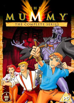 The Mummy: The Complete Animated Series Online DVD Rental