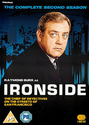 Ironside: Series 2 Online DVD Rental