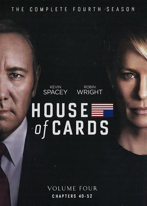 Rent House of Cards: Series 4 Online DVD Rental