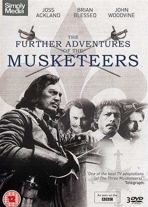 Rent The Further Adventures of the Musketeers Online DVD Rental