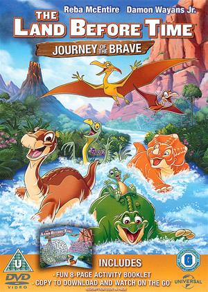 The Land Before Time 14: Journey of the Brave Online DVD Rental