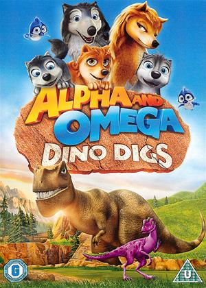 Rent Alpha and Omega: Dino Digs Online DVD Rental