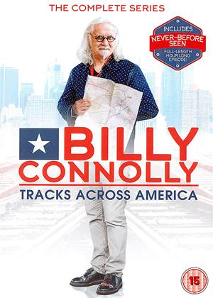 Billy Connolly: Tracks Across America Online DVD Rental