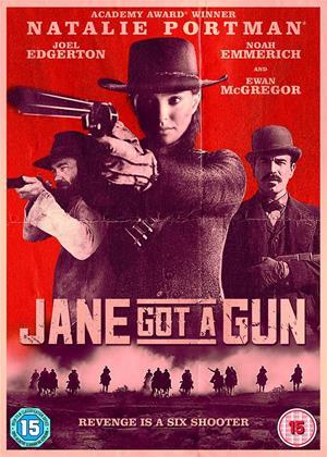 Jane Got a Gun Online DVD Rental