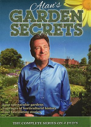 Alan Titchmarsh: Garden Secrets Online DVD Rental