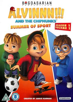 Alvin and the Chipmunks: Summer of Sport: Series 1: Vol.1 Online DVD Rental