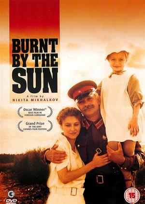 Rent Burnt by the Sun (aka Utomlennye solntsem) Online DVD Rental
