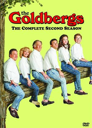 The Goldbergs: Series 2 Online DVD Rental