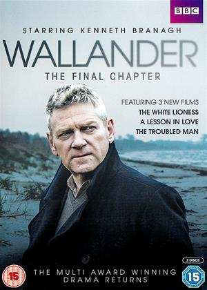 Wallander: Series 4 Online DVD Rental