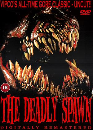 The Deadly Spawn Online DVD Rental