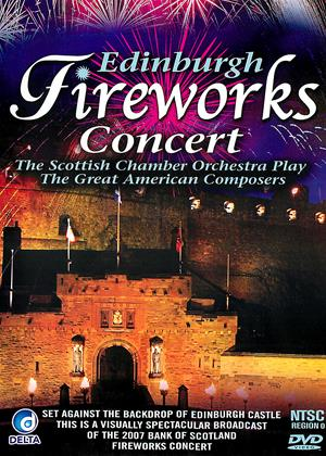 Edinburgh Fireworks Concert: Great American Composers Online DVD Rental