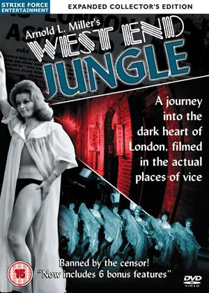 Rent West End Jungle Online DVD Rental