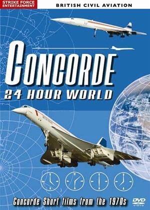 Rent Concorde: 24 Hour World Online DVD Rental