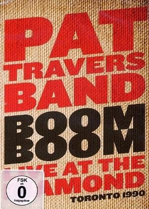 Rent Pat Travers: Boom Boom: Live at the Diamond Online DVD Rental
