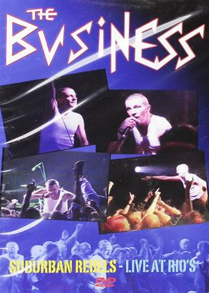 Rent The Business: Suburban Rebels: Live at Rio's Online DVD Rental
