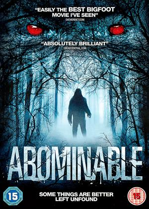 Abominable Online DVD Rental