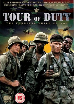 Tour of Duty: Series 3 Online DVD Rental