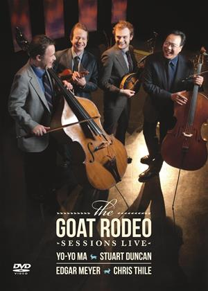 Rent The Goat Rodeo: Sessions Live Online DVD Rental