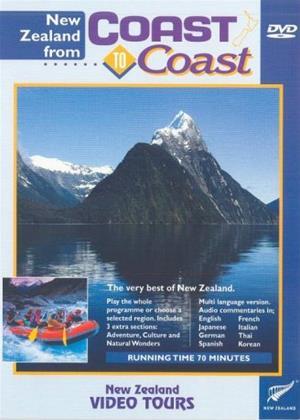 Rent New Zealand: Coast to Coast Online DVD Rental