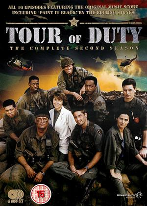 Tour of Duty: Series 2 Online DVD Rental