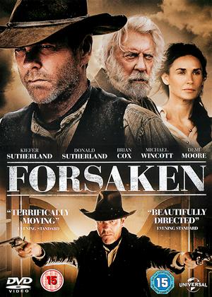 Rent Forsaken Online DVD Rental