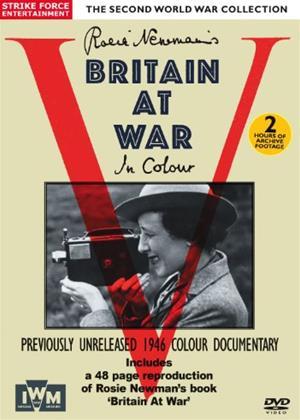 Rent Rosie Newman's Britain at War in Colour Online DVD Rental