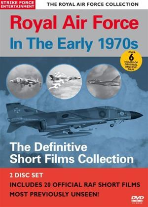Rent The Royal Air Force in the Early 1970s: The Definitive Short Films Collection Online DVD Rental