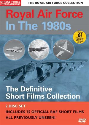 Rent The Royal Air Force in the 1980s: The Definitive Short Films Collection Online DVD Rental