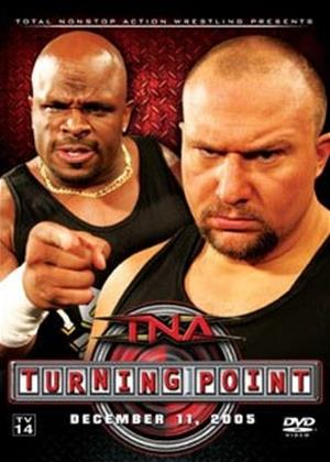 Rent TNA Wrestling: Turning Point 2005 Online DVD Rental
