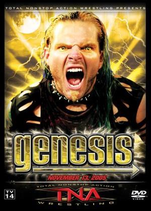 TNA Wrestling: Genesis 2005 Online DVD Rental
