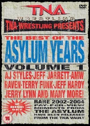 Rent TNA: The Best of the Asylum Years: Vol.1 Online DVD Rental