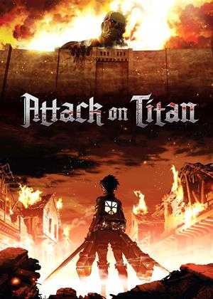 Attack on Titan Online DVD Rental