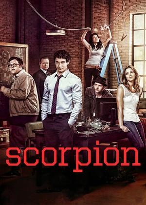 Scorpion Online DVD Rental