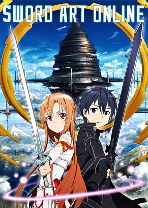 Sword Art Online Online DVD Rental