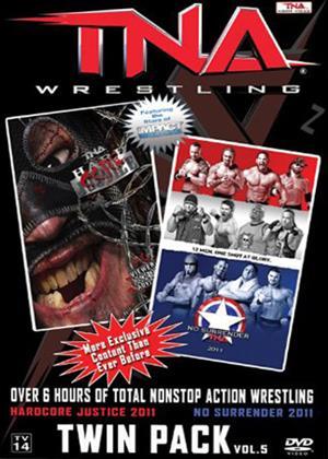Rent TNA Wrestling: HardCORE Justice 2011 / No Surrender 2011 Online DVD Rental