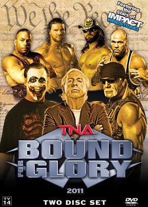 Rent TNA Wrestling: Bound for Glory 2011 Online DVD Rental
