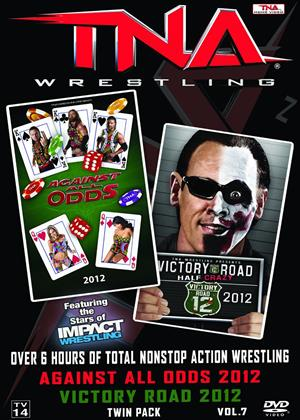 Rent TNA Wrestling: Against All Odds / Victory Road 2012 Online DVD Rental